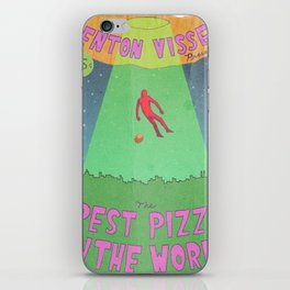 The Best Pizza in the World iPhone Skin