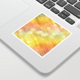 Fairy Dust / Pastel Bokeh Sticker