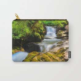 Swiss rapids. Carry-All Pouch