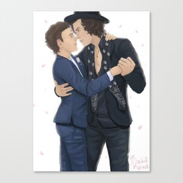 I'd Marry you Harry Canvas Print