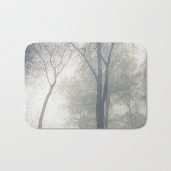 Cathedral of Trees Bath Mat