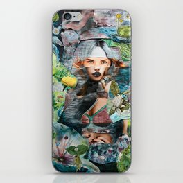 Underwater Love iPhone Skin