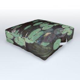 Hidden Pond Outdoor Floor Cushion
