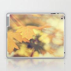 Autumns Yellow Laptop & iPad Skin