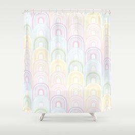 Rainbowland II Shower Curtain