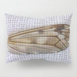 C'est folie de vouloir voler sans aile (It's crazy to want to fly without a wing) Pillow Sham