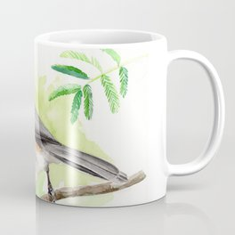 Watercolor Titmouse Coffee Mug