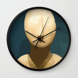 Cycladic 1 Wall Clock