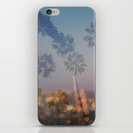 Postcard from L.A. iPhone Skin