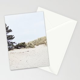 Dunes | Netherlands | Travel photography Stationery Cards
