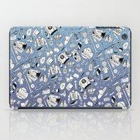 seinfeld iPad Cases featuring Seinfeld Pattern by Jamie Leonard
