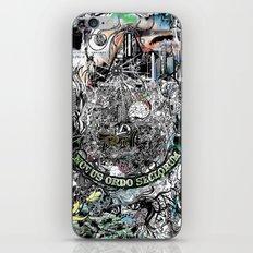 Untold Truth iPhone & iPod Skin