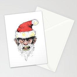 Rabies Santa Stationery Cards