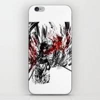 snk iPhone & iPod Skins featuring Ackerman by ururuty