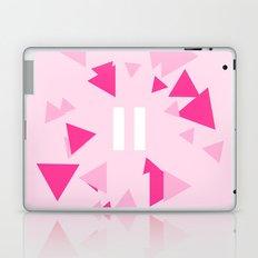 Opposite III Pause Pink Laptop & iPad Skin