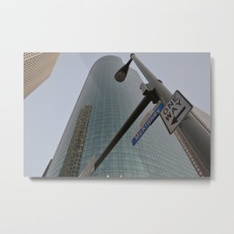 Houston - Wells Fargo Tower Metal Print