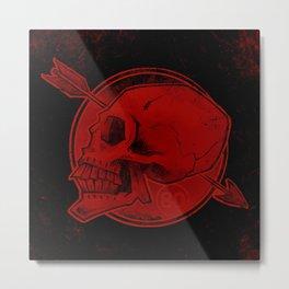 arrowHeadV3 Metal Print
