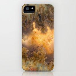 Idaho Gem Stone 30 iPhone Case