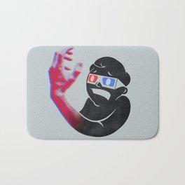 Now in Eye-Popping 3D! Bath Mat