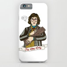 Twin Peaks (David Lynch) The Log Lady Slim Case iPhone 6
