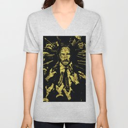 John Wick - The Legend Unisex V-Neck