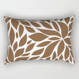 Bloom - Caramel Rectangular Pillow