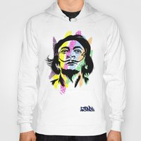 salvador dali Hoodies featuring Salvador Dali by Art of Fernie
