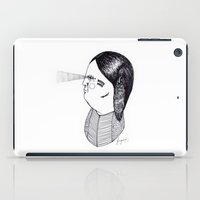 the godfather iPad Cases featuring Apache Godfather by Topiz