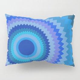 Blue Devil Pillow Sham