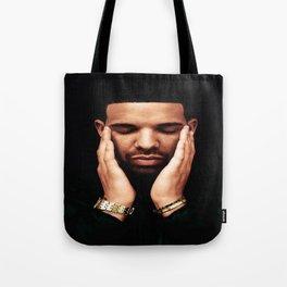 Drake OvO Portrait Tote Bag