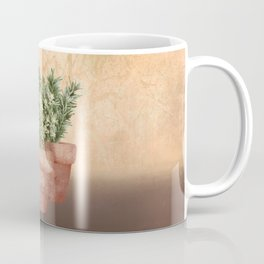 Rosemary and Thyme Coffee Mug