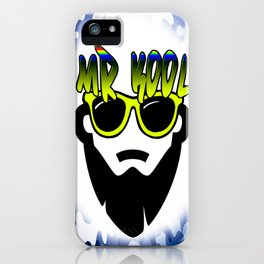 Colorful Tees iPhone Case