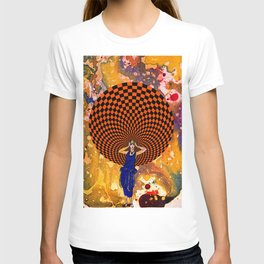 Confusion by Michael Moffa T-shirt