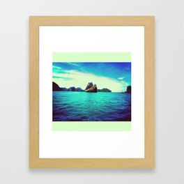 The Many Wonders of The World Framed Art Print