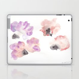 180807 Abstract Watercolour 14| Colorful Abstract |Modern Watercolor Art Laptop & iPad Skin