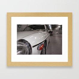 Ashton Martin Framed Art Print