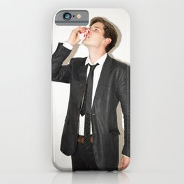 Well, that Was a Bloody bad Idea iPhone Case