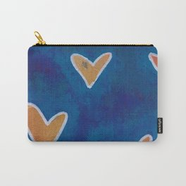 Heart No. 9 Carry-All Pouch
