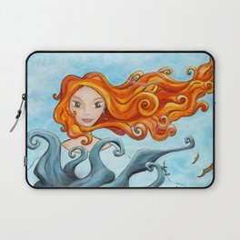 The Dryad of the King-Tree Laptop Sleeve