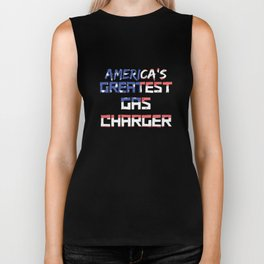 America's Greatest Gas Charger Biker Tank