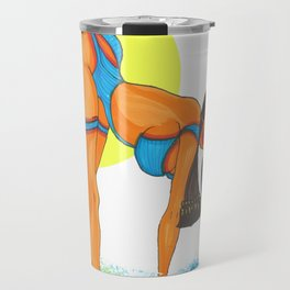 """Cleo Warmth"" Travel Mug"