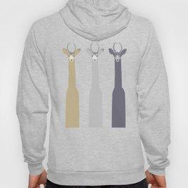Triple Deers Hoody