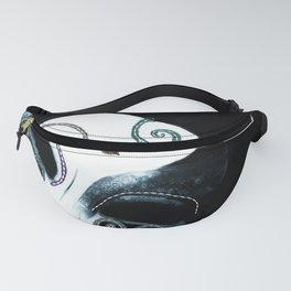 Venetian Mask of Mystery Fanny Pack