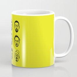 Wu-Tang Clan Coffee Mug