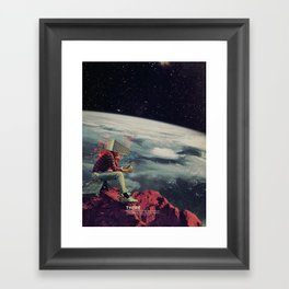 Figuring Out Ways To Escape Framed Art Print