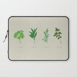 Scarborough Fair Laptop Sleeve