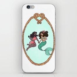 Mermaid Crush iPhone Skin