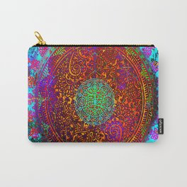 Boho Sizzle Carry-All Pouch