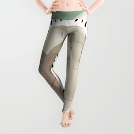 Time to be born Leggings