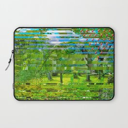 Landscape of My Heart (4 as 1) Laptop Sleeve
